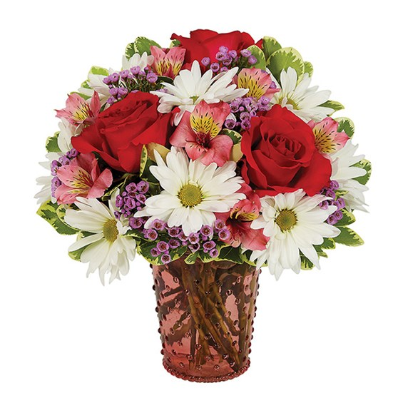 Charming & sweet flower bouquet (BF313-11KM)